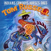 Indians cowboys horses dogs cover image
