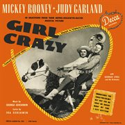 Girl crazy : original motion picture soundtrack cover image