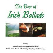 The best of irish ballads cover image