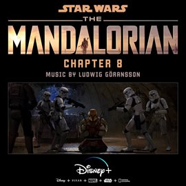 The Mandalorian: Chapter 8, book cover