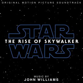 Star Wars: The Rise of Skywalker soundtrack, book cover