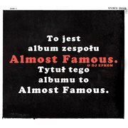 Almost famous cover image