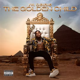 Cover image for The Golden Child