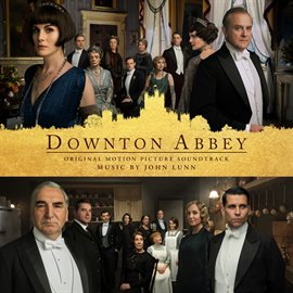Downton Abbey Soundtrack, book cover