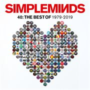 Forty : the best of simple minds 1979-2019 cover image