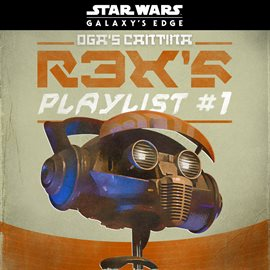 Star Wars: Galaxy's Edge Oga's Cantina Soundtrack, book cover