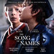 The song of names : original motion picture soundtrack cover image