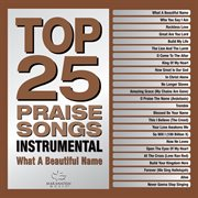 Top 25 praise songs instrumental - what a beautiful name cover image