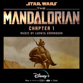 The Mandalorian Chapter 1 Soundtrack, book cover