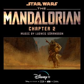 The Mandalorian Chapter 2 Soundtrack, book cover