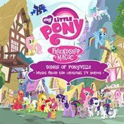 Songs of ponyville cover image