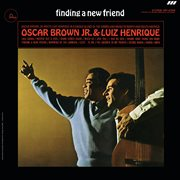 Finding a new friend cover image