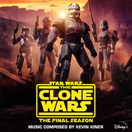 Star Wars: The Clone Wars - The Final Season (Episodes 1-4), book cover