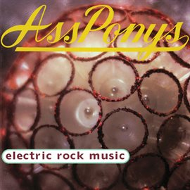 Cover image for Electric Rock Music