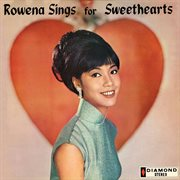 Rowena sings for sweethearts cover image