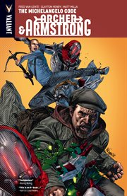 Archer & armstrong vol. 1: the michelangelo code. Volume 1, issue 1-4 cover image