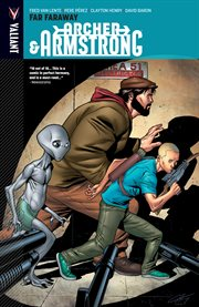 Archer & Armstrong. Volume 3, issue 0, 10-13, Far faraway cover image