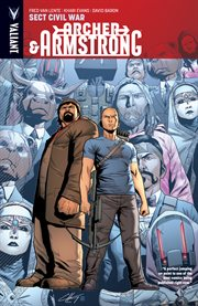Archer & Armstrong. Volume 4, issue 14-17, Sect civil war cover image