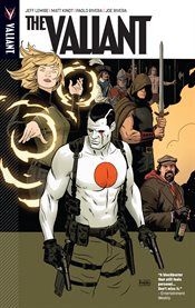 Valiant. Issue 1-4 cover image