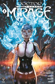 Doctor Mirage. Issue 1 cover image