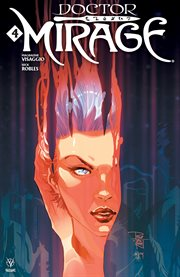 Doctor Mirage. Issue 4 cover image