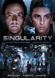 Singularity cover image