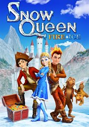 The Snow Queen. Fire & ice cover image