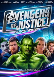 Avengers of justice. Farce wars cover image