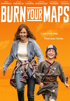 Cover image for Burn Your Maps