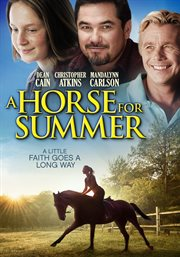A horse for summer cover image
