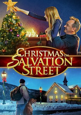 Christmas On Salvation Street image cover