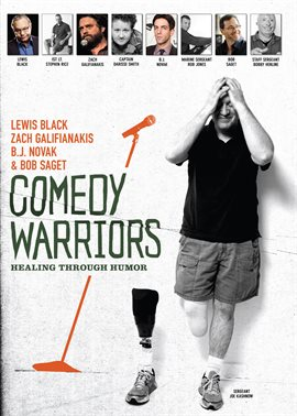 Cover image for Comedy Warriors
