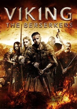 Cover image for Viking: The Berserkers showing a group of armed warriors