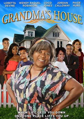 Cover image for Grandma's House