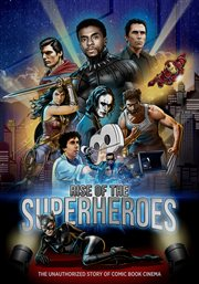 Rise of the superheroes cover image