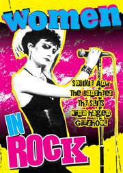 Punk in england: women in rock cover image
