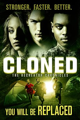 Cover image for Cloned: The Recreator Chronicles
