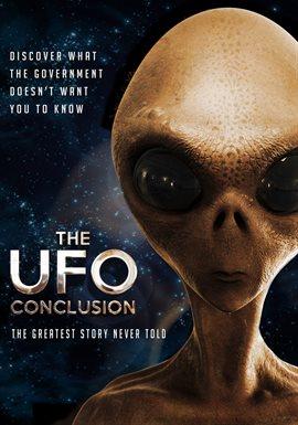 La conclusión OVNI, portada del libro