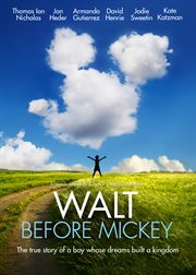 Walt before Mickey cover image