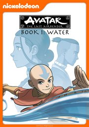 Avatar, the last airbender. Season 1. The complete book 1 collection cover image