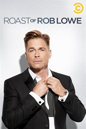 The comedy central roast of Rob Lowe cover image
