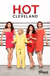 Hot in Cleveland. Season 1 cover image