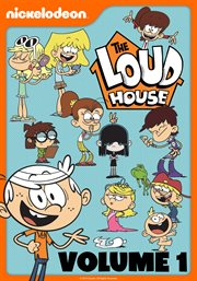 The Loud house. Season 1, Welcome to the Loud house cover image