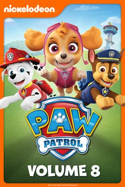 Paw Patrol- Volume 8 - Movie