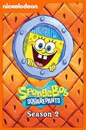 SpongeBob SquarePants. Season 2 cover image