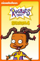 Rugrats. Season 4 cover image