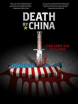 Cover image for Death by China