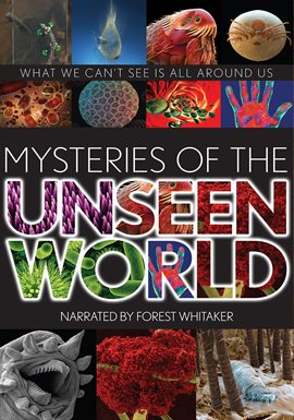 Cover image for Mysteries of the Unseen World