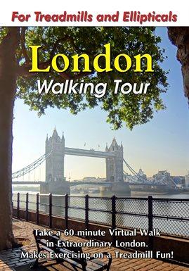 Recorrido virtual a pie por Londres, portada del libro