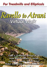 Ravello to Atrani, Amalfi Coast Virtual Walk